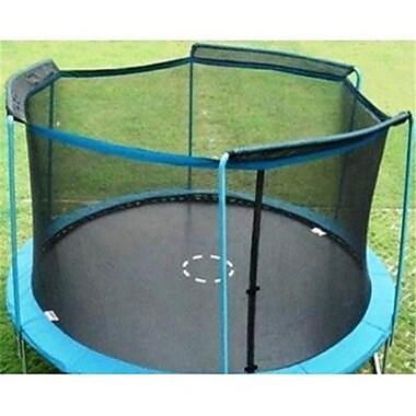 Upper Bounce 14 ft. - Framed - Trampoline Enclosure Net Fit For 3 Arches (KS030)