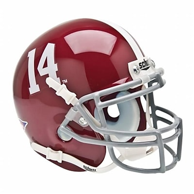 Schutt Sports NCAA- Schutts Sports Mini Helmet- University of Alabama Crimson Tide (OPTM3610) 2515621
