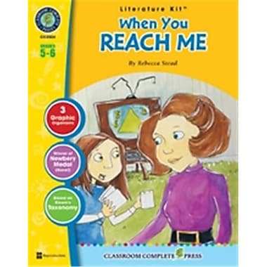 Classroom Complete Press When You Reach Me Nat Reed (CCP332)
