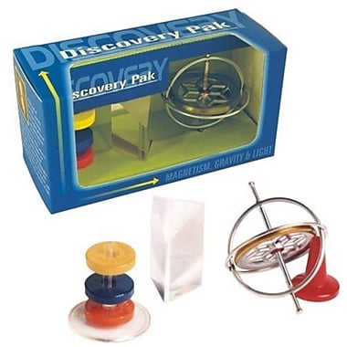 Tedco Toys Discovery Gyroscope - Prism, Magnets (TDCTY009)