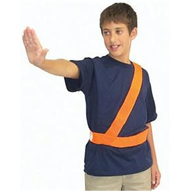 Olympia Sports Orange Safety Patrol Belt - Large (OSSF172P)