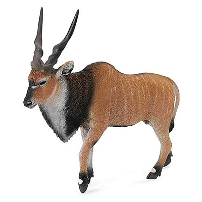 CollectA Giant Eland Antelope Wild Animal FigurineToy - Pack of 6 (IQON263) 2516558