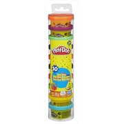 Hasbro 22037 Play-Doh Party Pack 10 - 1Oz Cans (ACDD5036)