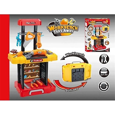 AZ Toy Tool Set Workbench Kids Workshop Tool bench (AIPS181)