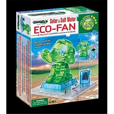Tedco Toys Solar & Salt Water EcO-Fan Connex Kit (TDCTY139)