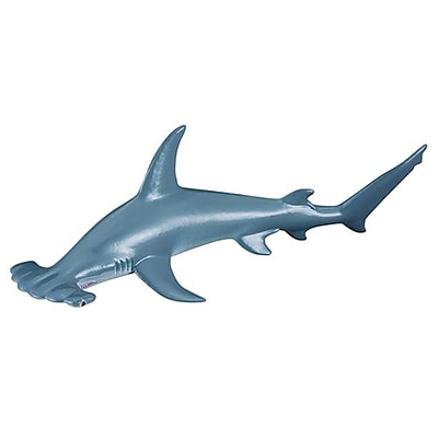 CollectA Scalloped Hammerhead Shark - Realistic Toy Sealife Replica - Pack of 6 (IQON025) 2515440