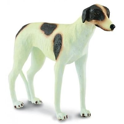 CollectA Greyhound Replica Realistic Dog Figurine Model Toy Pet Gift - Pack of 6 (IQON075) 2516335