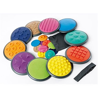 Gonge Tactile Discs 10 pcs. (AMED015)