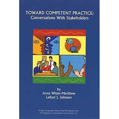 Harris Communications Toward Competent Practice Conversations with Stakeholders (HRSC183)