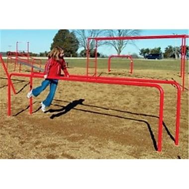 Sport Play Parallel Bars - Galvanized (SPE107)