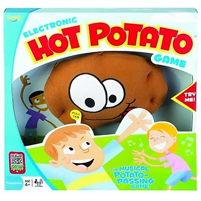 POOF Slinky Electronic Hot Potato Game (BB-TSET-06)