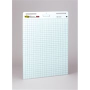 3M Company Post-It Self-Stick Easel Pads 2-Pk- Blue 1In Grid On White (EDRE28810)