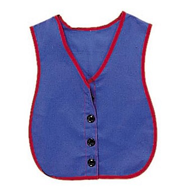 Childrens Factory Button Vest (CHFCT307)