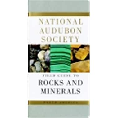 Audubon Field Guide To Rocks And Minerals (SSPC73963)