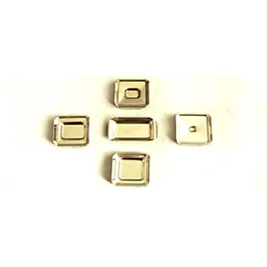 C and A Scientific Base Mold, 24X24X5mm, 12pcs-pkg (CAS482)