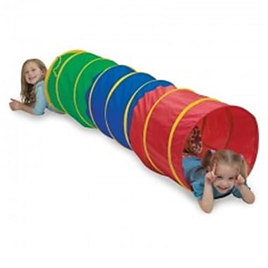 PACIFIC PLAY TENTS FIND ME 6FT TUNNEL - MULTI COLOR (SPPT396)