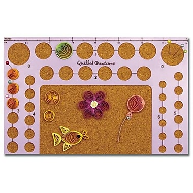 Alvin Quilling Circle Board Template (ALV4387)