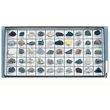 Hubbard Scientific Rocks and Minerals of Western U.S. Collection (AMED463)
