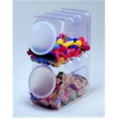 Pacon 5.5 x 9.5 x 6.75 in. Classroom Keepers Storage Container With Lid, Plastic (SSPC69159)