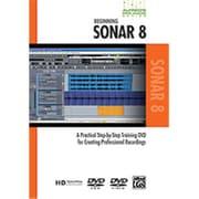 Alfred Pro Audio Series- Beginning Sonar 8 - Music Book (ALFRD45766)