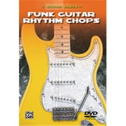Alfred Beyond Basics- Funk Guitar Rhythm Chops - Music Book (ALFRD35639)