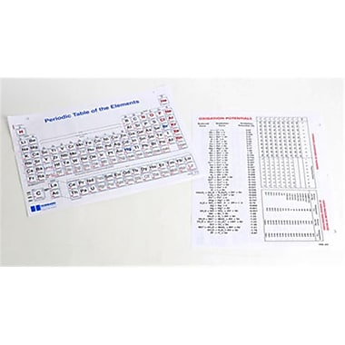 American Educational Periodic Table Chart (AMED3449)