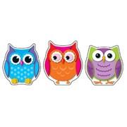 Carson Dellosa Colorful Owls Cut Outs 36Ct (EDRE42760)