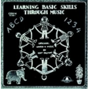Educational Activities The Best Of Hap Palmer - Learning Basic Skills Through Music - Volume I CD (SSPC68544)