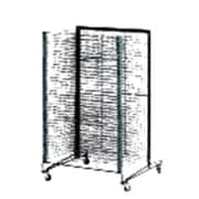 School Specialty Mobile Drying Rack - 43 H x 26.5 W x 27 L in. (SSPC71204)