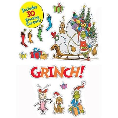 Eureka Dr Seuss The Grinch Bb Set (EDRE30064)