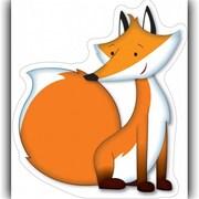 Carson Dellosa Playful Foxes Accents (EDRE50185)