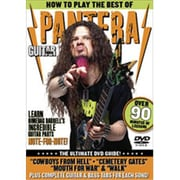 Alfred Guitar World- How to Play the Best of Pantera - Music Book (ALFRD35734)