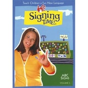 Harris Communications Signing Time - ABC Signs DVD 5 (HRSC329)