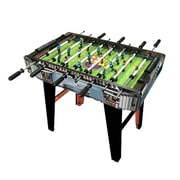 Minigols Barcelona Team 2014 Mini Foosball Table, 11 Generic Players (ABTM012)