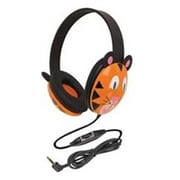 Califone International Listening First Animal Headphones - Tiger (CAFI074)
