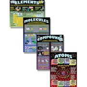 Mcdonald Publishing Mc-P153 Atoms Elements Molecules Compounds (EDRE34935)