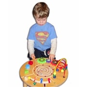 Anatex Circle Play Center Wire and Bead Table (RTL18C025)