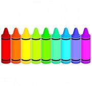 Jumbo Crayons Accents (RTL146845)