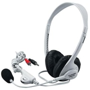 Califone International Lightweight Stereo Headphones With Boom Microphone (CAFI093)