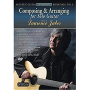 Alfred Acoustic Masterclass Series-Composing & Arranging for Solo Guitar- Acoustic Guitar Essentials- Vol. 3 (ALFRD35713)