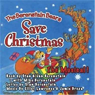 Good Mood Records The Berenstain Bears Save Christmas (GMR003)
