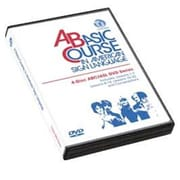 Harris Communications A Basic Course in American Sign Language - 4-Disc DVD ABC & ASL Series (HRSC853)