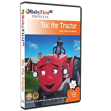 BabyFirstTV Tec the Tractor DVD (BFTV018)