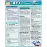 BarCharts Debt Management & Elimination Quickstudy Easel (BARCH4402)
