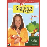 Harris Communications Signing Time - My First Signs DVD 1 (HRSC300)