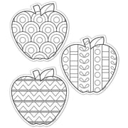 Creative Teaching Press Color Me Apples 6In Designer Cut (EDRE46651)