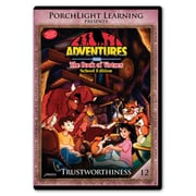Rising Star Education 9781936086184 Adventures from the Book of Virtues- Vol. 12 - Trustworthiness- DVD (RSNGSTAR045)
