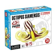 Tedco Toys 4D Octopus Siamensis Puzzle (TDCTY365)