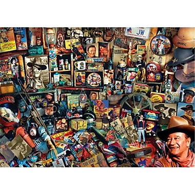 Masterpieces Remembering The Duke Puzzle - 1000 Piece (RTL236150)