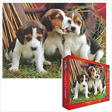 EuroGraphics Puppies Jigsaw Puzzle (EUGR069)